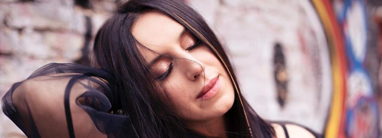 співачка Джамала фотосесія