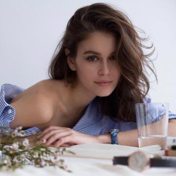 Донька моделі Сінді Кроуфорд Кайя Гербер