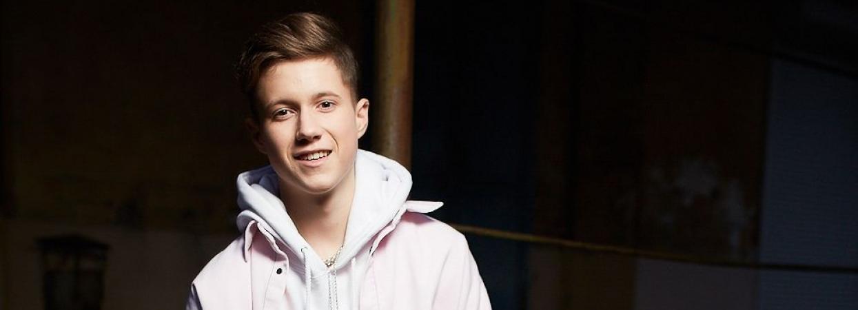 Андрій Бойко - молодий український співак