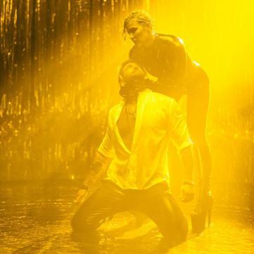 MARUV и Даниель Салем на Танцах со звездами