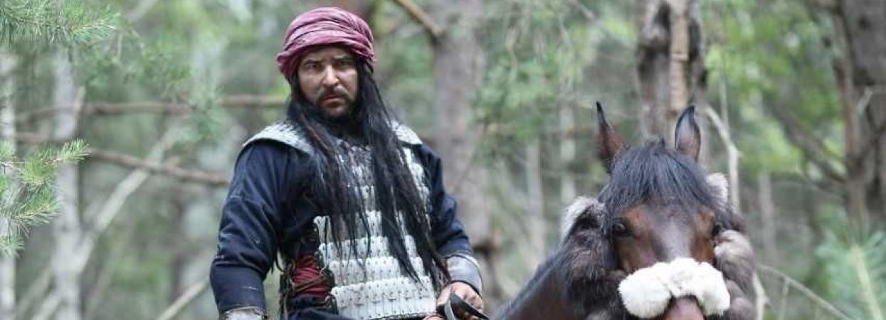 Руслан Сенічкін у серіалі Слов'яни