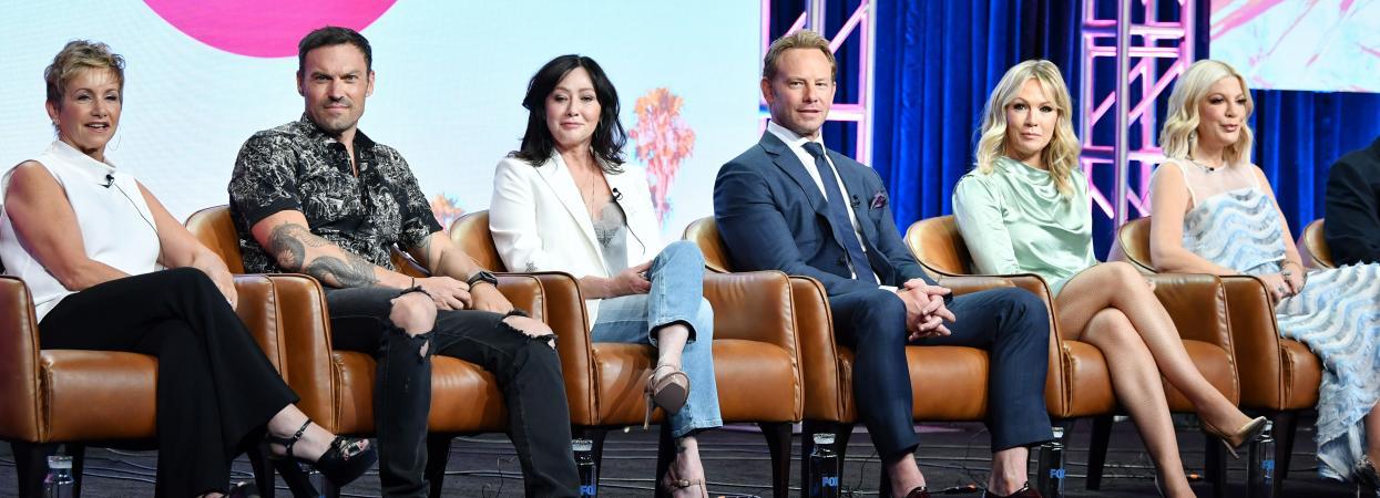 """Актори серіалу """"Беверлі-Гіллз, 90210"""""""