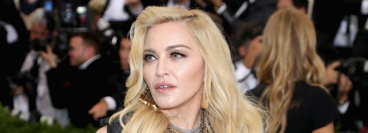 Королева поп-музыки Мадонна