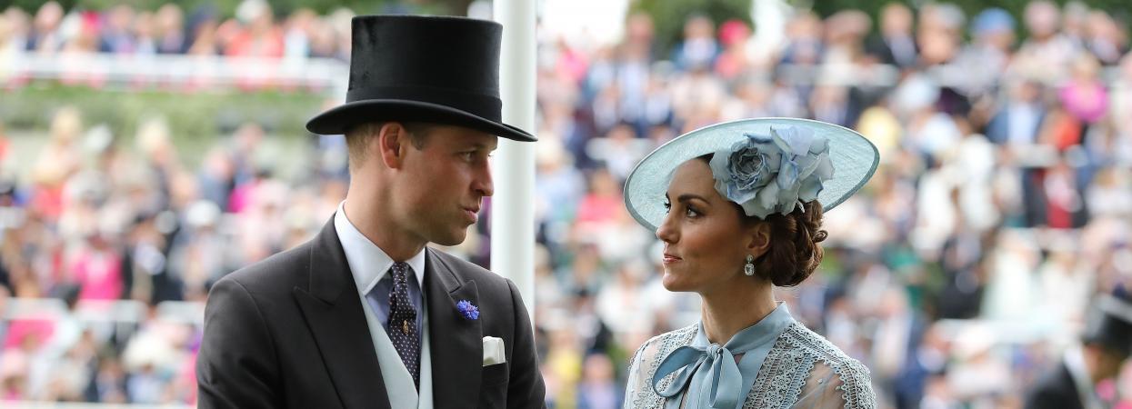 Кейт Міддлтон і принц Вільям.