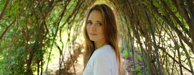 Акторка Анна Кошмал в Іспанії