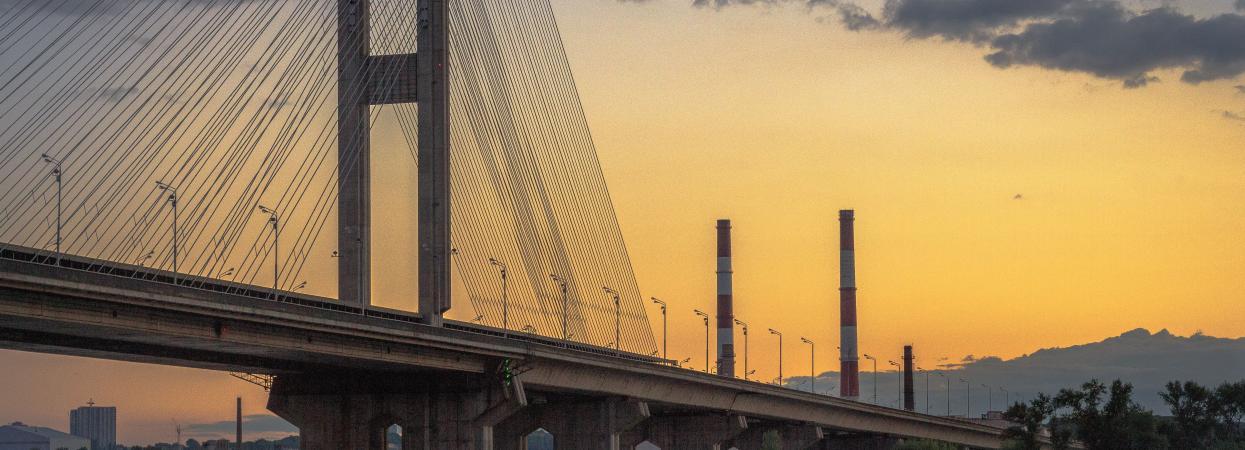 Южный мост в Киеве