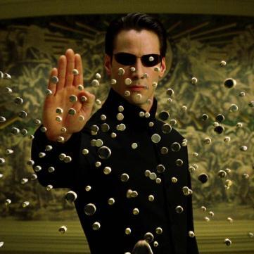Нео з Матриці - кадр із фільму