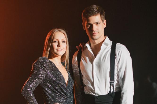 Олексій Яровенко і Олена Шоптенко