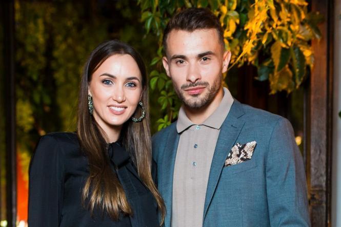 Анна Різатдінова та Олександр Прохоров - учасники Танців з зірками