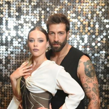 Даниэль Салем и Юлия Сахневич Танцы со звездами