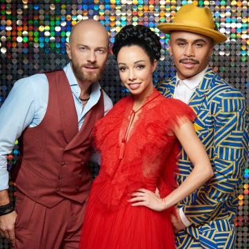 Какая пара покинула проект «Танці з зірками» в четвертом эфире