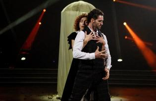 Надія Матвєєва на танцях з  зірками