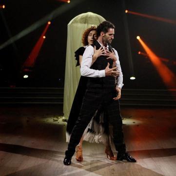 Надежда Матвеева прокомментировала свое последнее выступление на «Танцях з зірками»