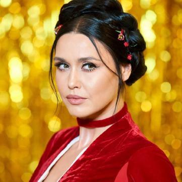 Людмила Барбир вспомнила, каким было ее свадебное платье