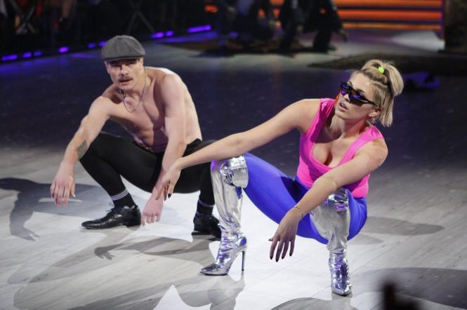 Марув и джей танцы со звездами