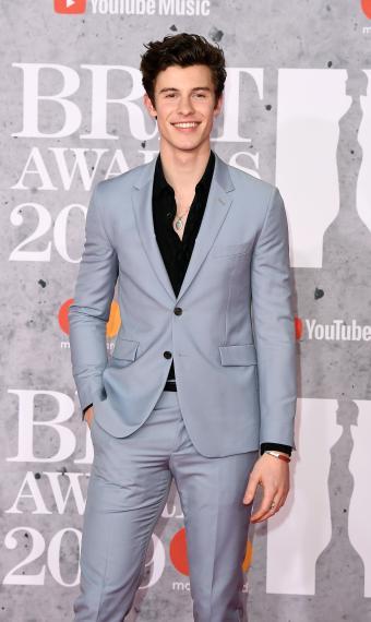 Американський співак Шон Мендес.