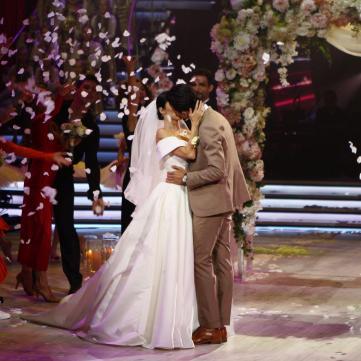 Свадьба Кухар и эротика в прямом эфире: Почему 4-й выпуск «Танцев со звездами» войдет в историю