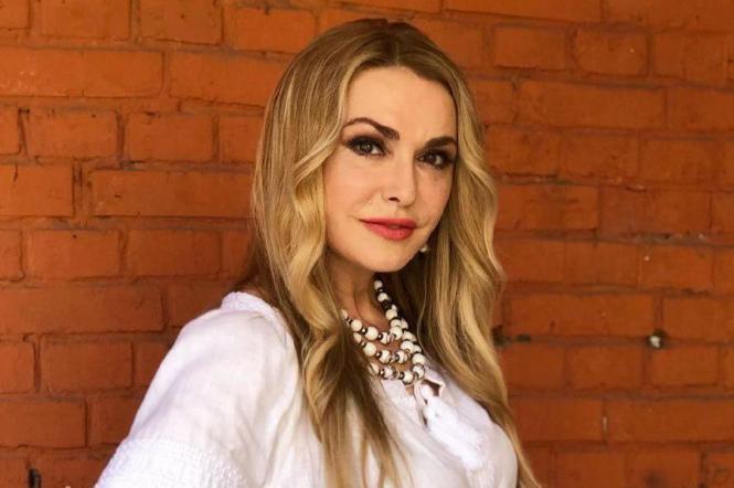 Українська акторка Ольга Сумська