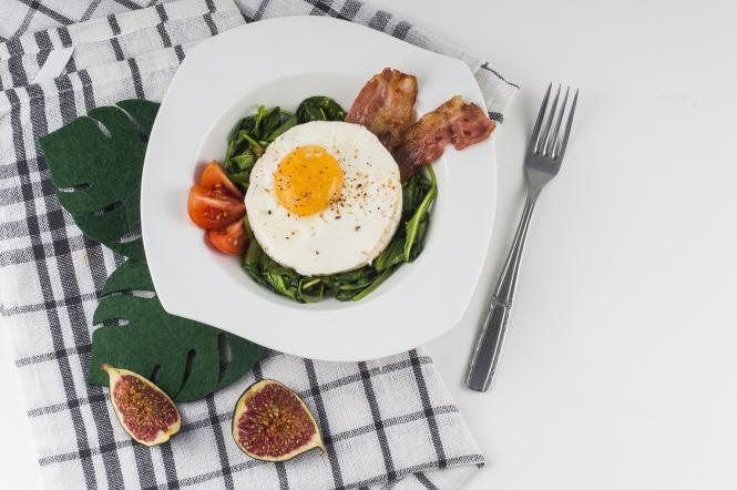 яйця, сніданок