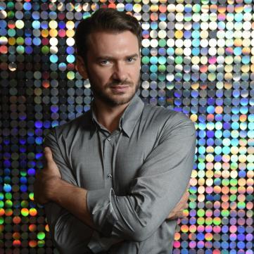 Дмитрий Дикусар - участник Танцев со звездами, хореограф
