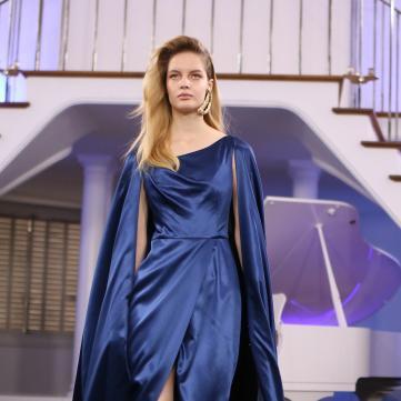 ANDRE TAN - показ на Тижні моди в Парижі