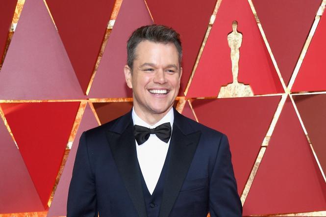 Метт Деймон — американський актор, продюсер і сценарист.