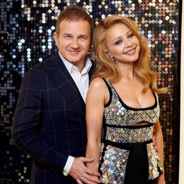 Тіна Кароль та Юрій Горбунов