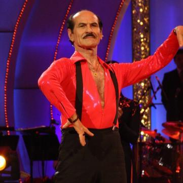 У 90 як у 50: Григорій Чапкіс запалив паркет «Танців з зірками»