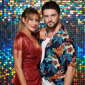 Елена Кравец потролила свое участие в «Танцях з зірками»