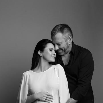 лілія подкопаєва з чоловіком
