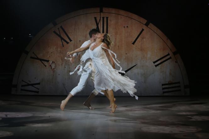 Наталья Могилевская Танцы со звездами