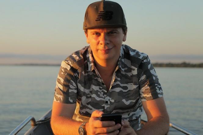 Дмитрий Комаров Мир Наизнанку