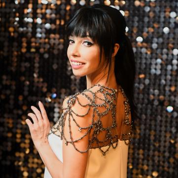 Екатерина Кухар Танцы со звездами