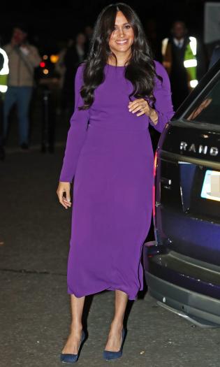 Меган Маркл у бюджетній сукні