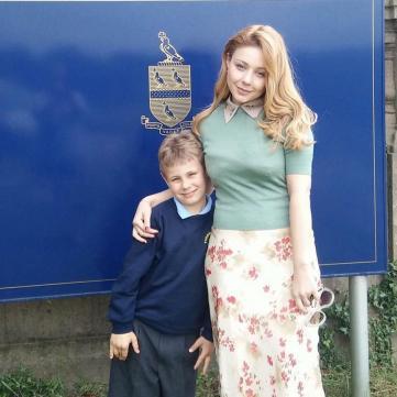 Тина Кароль с сыном показали, как отдыхают во Львове