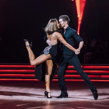 Наталія Могилевська, Танці з зірками