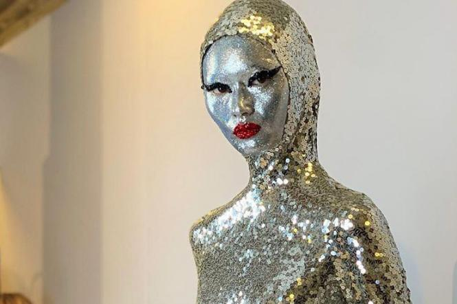 Інопланетна сукня від Валентино.