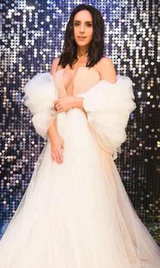 Джамала в откровенном платье