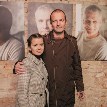 Маричка Падалко и Егор Соболев