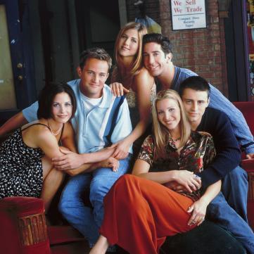 Культовий серіал «Друзі» матиме продовження?