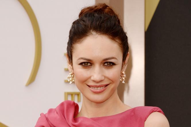 Ольга Куриленко в вечернем платье на Оскаре