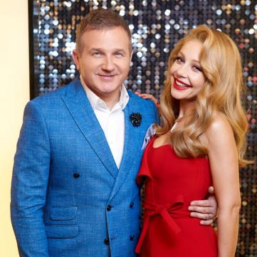 Розпустив руки: Юрій Горбунов позалицявся до Тіни Кароль (фото)