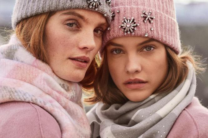 шарф шапка