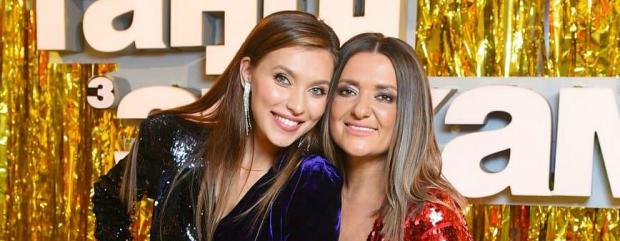 Регіна Тодоренко і Наталія Могилевська