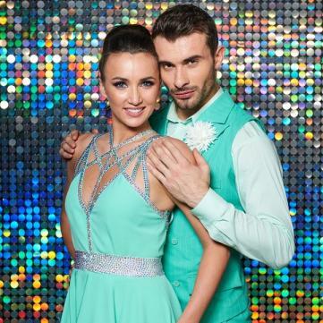 Анна Різатдінова і Олександр Прохоров