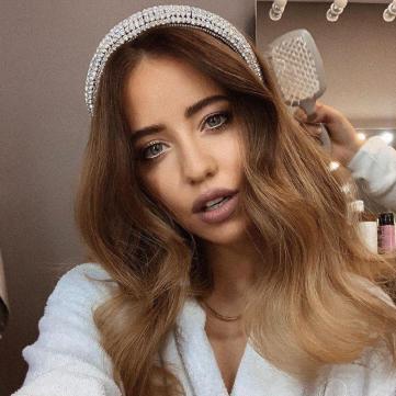 Надя Дорофеева сделала самый модный макияж сезона