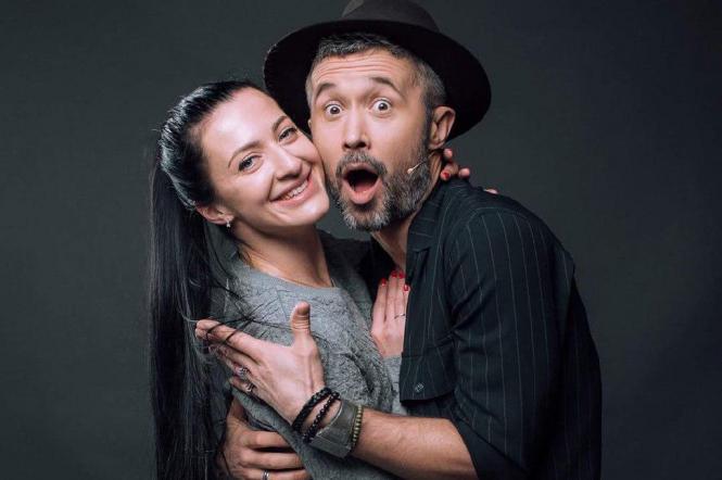 Сніжана Бабкіна і Сергій Бабкін