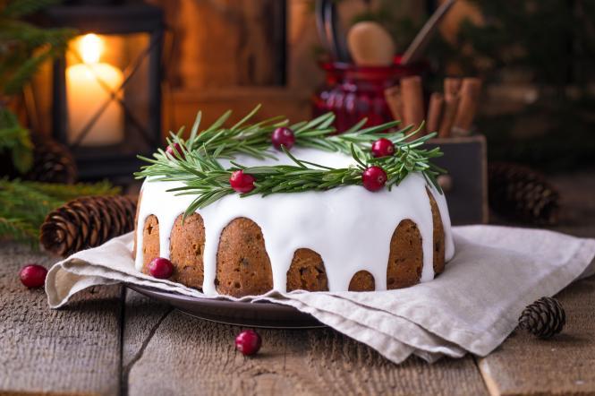 різдвяна випічка