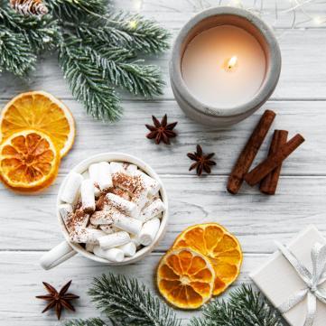 5 оригінальних рецептів какао, що створять новорічний настрій
