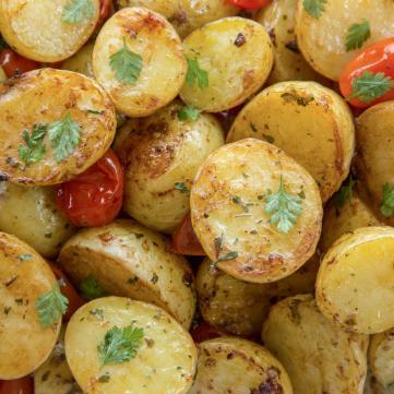 рецепты из картошки